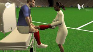 Evitar lesiones deportivas es fácil si realiza correctamente el calentamiento