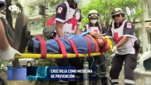¿En qué consiste la labor de la Cruz Roja?