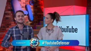 Alexa Ivanisevic, Abe Nemer, derechos de autor, YouTube, redes sociales,
