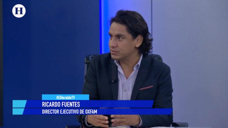 Ricardo Fuentes Oxfam México Pigmentocracia