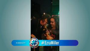 Ezra Miller, Alexa Ivanisevic, Abe Nemer, CDMX, Taylor Swift,