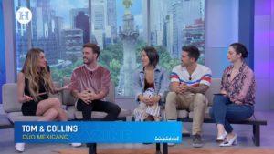 Tom & Collins, Elsa y Elmar, DJs, pop latino, Heraldo Magazine