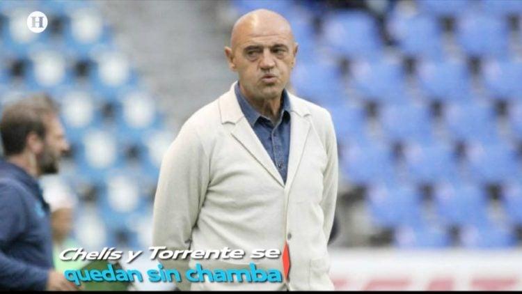 Torrente y _Chelis_ son los primeros cesados del Apertura 2019