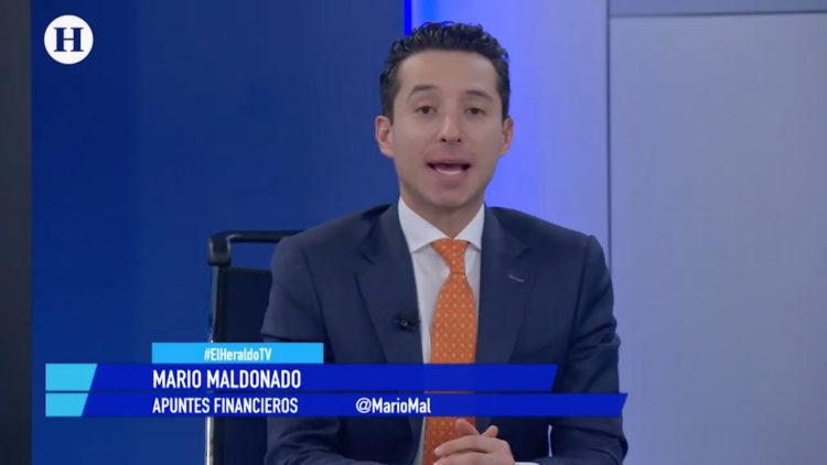 Mario Maldonado peso mexicano dóla