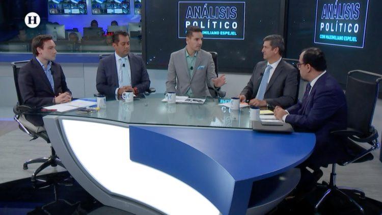 Análisis Político Maximiliano Espejel Financiamiento partidos políticos