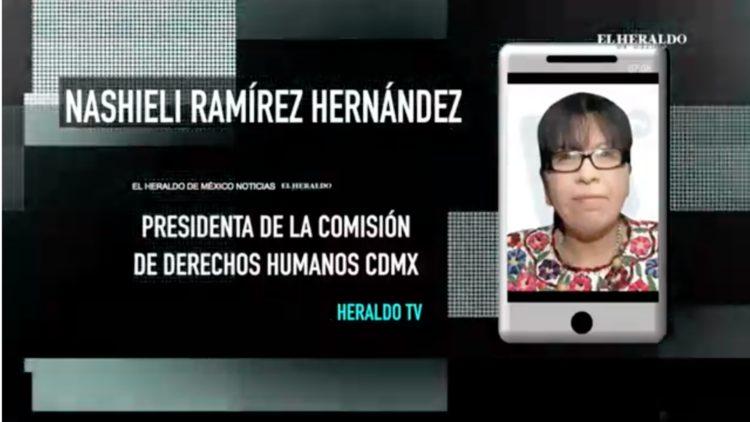 Nasheli Ramírez entrevista con Alejandro Cacho