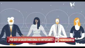 salud emocional, jóvenes, depresión, psicología, Generación H,