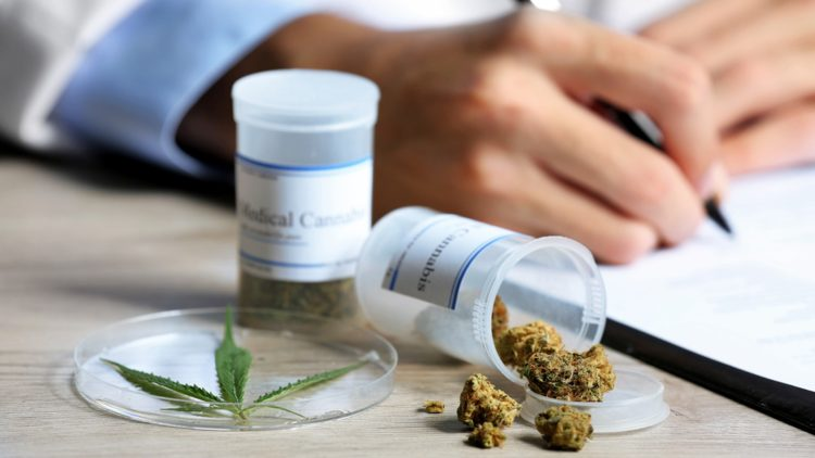Cannabis medicinal ok