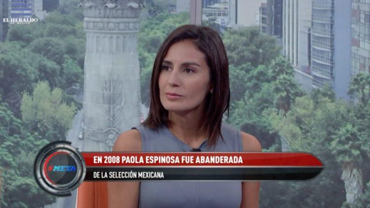 Paola Espinosa, tras ser mamá buscará su boleto a Juegos Olímpicos en la Copa del Mundo