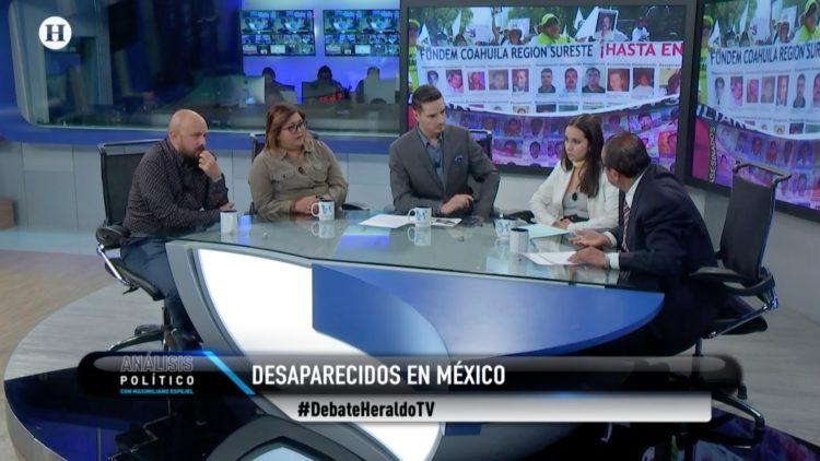 Personas desaparecidas en México Análisis Político Maximiliano Espejel