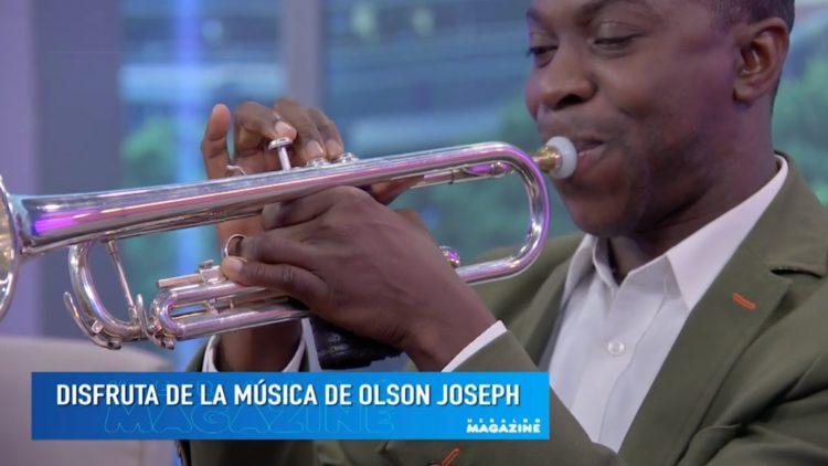 Olson Joseph en Magazine
