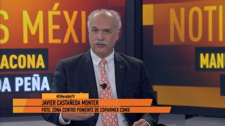 Javier Castañeda Monter Coparmex transparencia