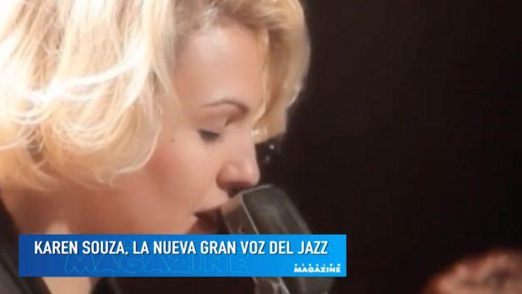 Karen Souza jazzista argentina