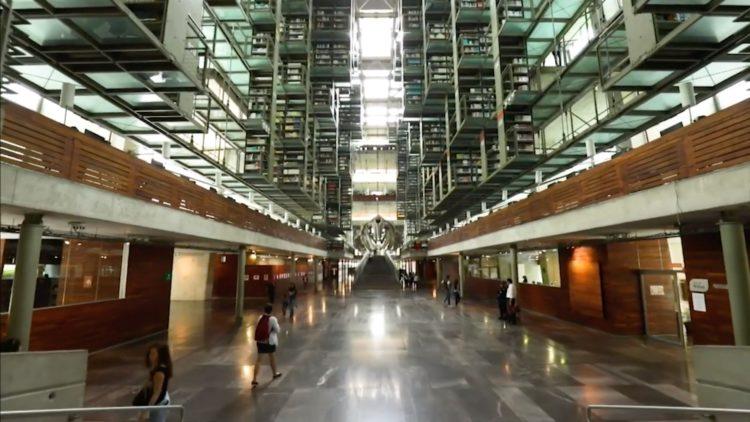 José Vasconcelos Biblioteca