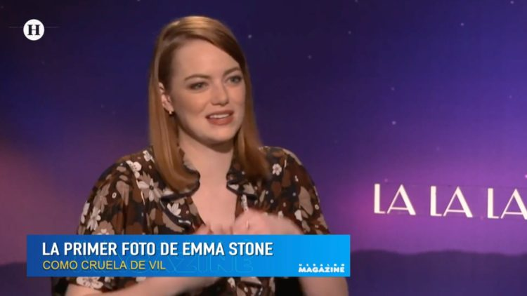Emma Stone encarnará a una joven Cruella de Vil y Breaking Bad estrenará película