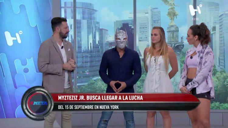No te pierdas la gran noche mexicana de la Lucha Libre en Nueva York