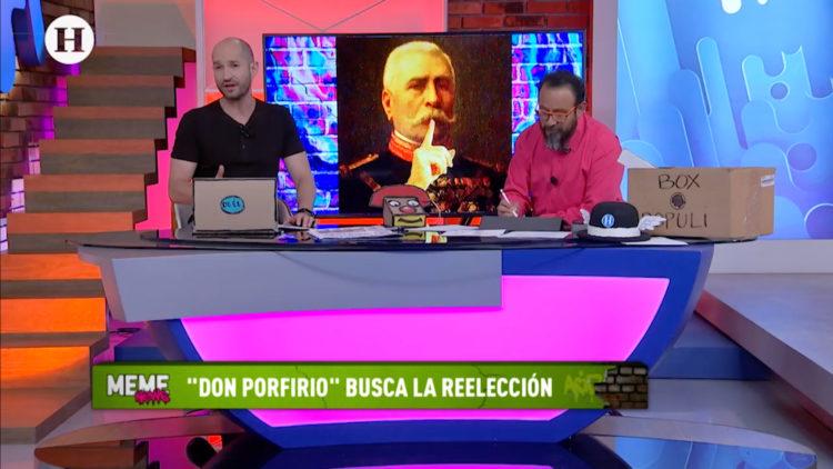 Porfirio Muñoz Ledo reelección