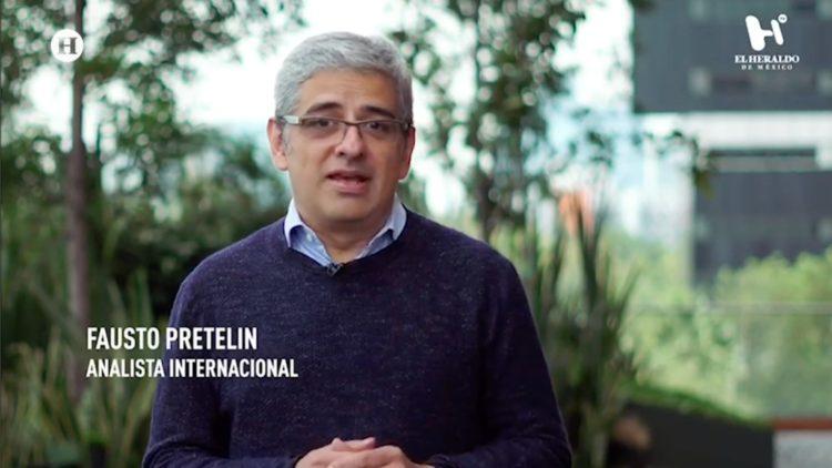 México debería ser la sede del Instituto por la Diplomacia, opina Fausto Pretelin