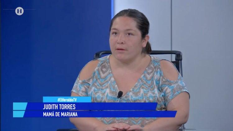Judith Torres Mariana cáncer