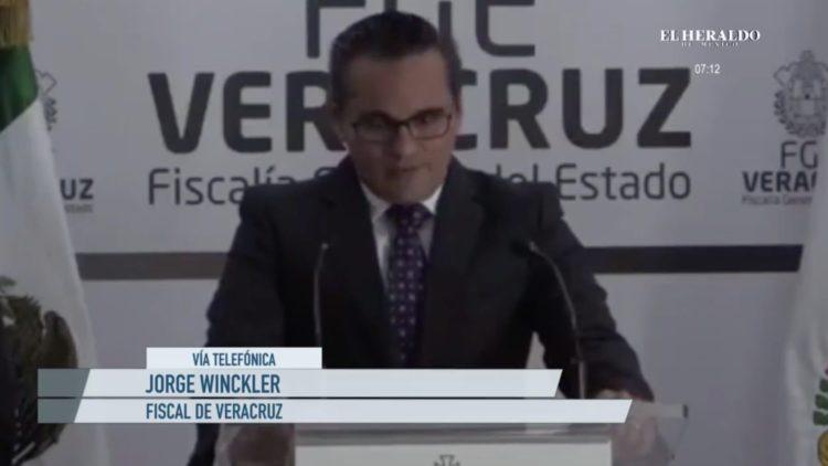 fiscal de Veracruz, Jorge Winckler Ortiz