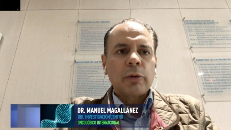 Manuel Magallánez El Heraldo TV Código Salud
