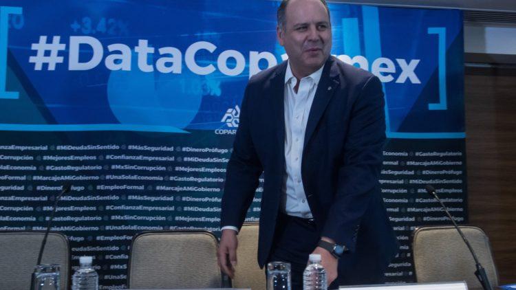 Gustavo de Hoyos Coparmex ok
