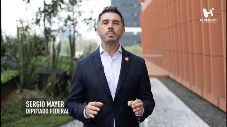 Sergio Mayer libertad de expresión