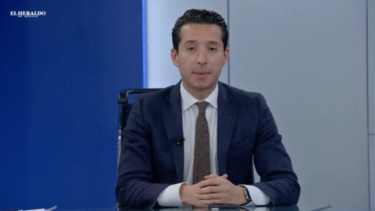 Mario Maldonado Noticias de la noche Salvador García Soto