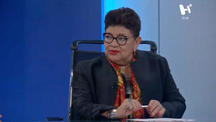 Ernestina Godoy Procuraduría Noticias de la noche Salvador García Soto