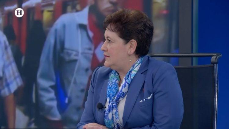 Metro Nadia Tapia conductora CDMX El Heraldo TV