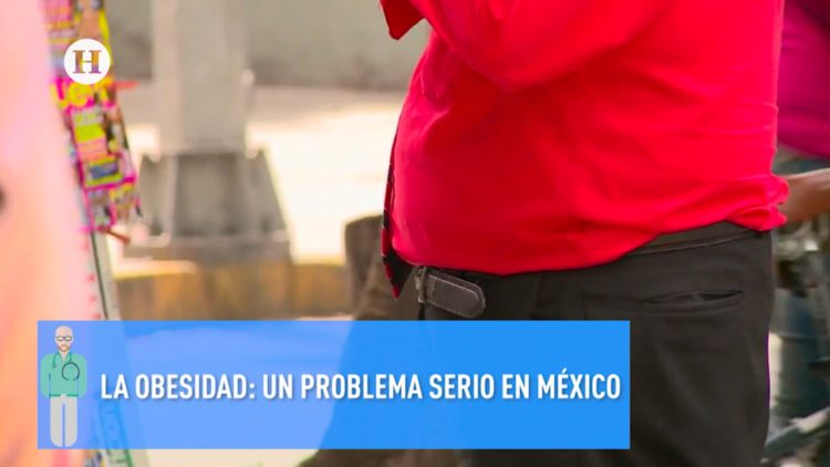 Obesidad problema grave en México