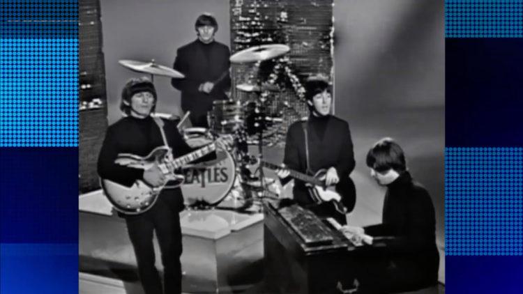 The Beatles El Rey Elvis Presley