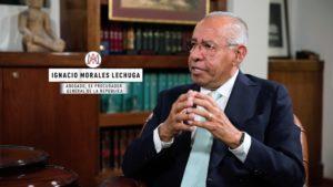 Cuando yo era procurador el narcotráfico no tenía los alcances ni las dimensiones que hoy día tiene: Ignacio Morales Lechuga