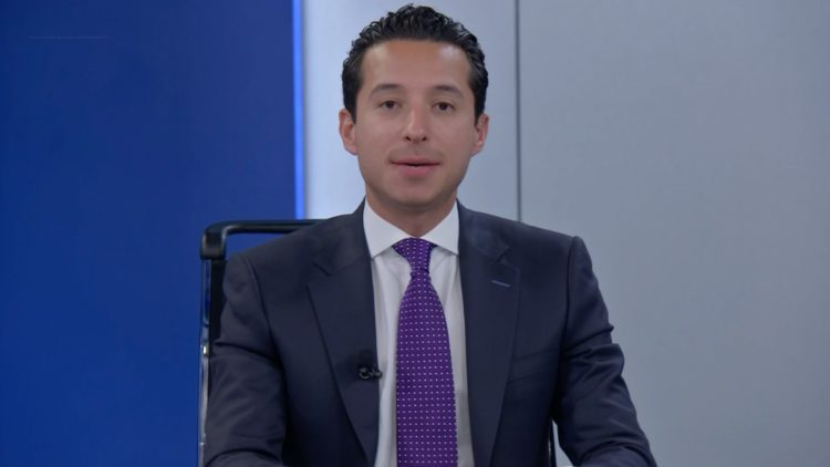 Mario Maldonado Noticias de la noche Salvador García Soto (1)