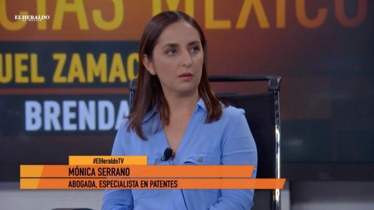 Mónica Serrano Cannabis SCJN CDMX El Heraldo TV Noticias México