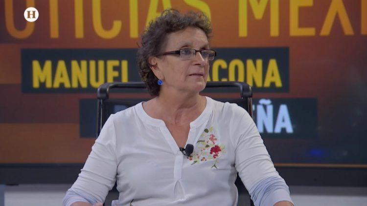 Myriam Urzúa Venegas Protección Civil Noticias México Sismos El Heraldo TV