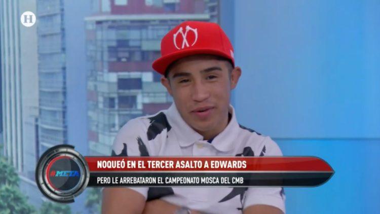 Tras perder el título mosca del CMB, Julio César Martínez se prepara para la revancha