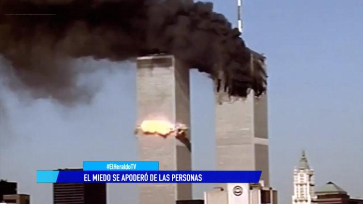 11 Septiembre ataque terrorista WTC Nueva York