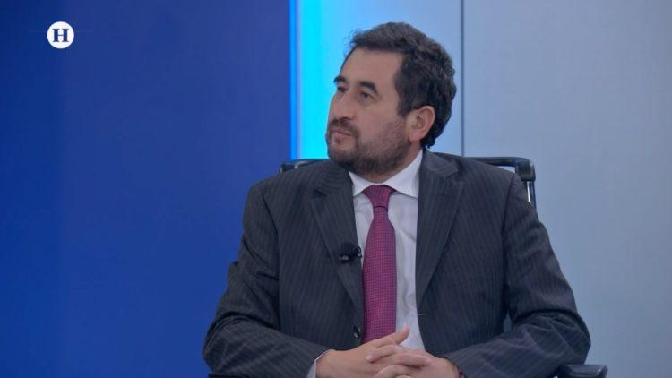 César Cravioto Reconstrucción CDMX Sismo El Heraldo TV