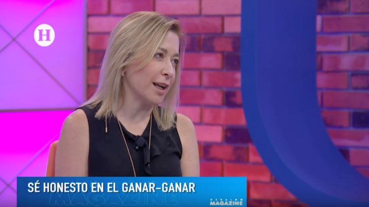 Gaby González da consejos para lidiar con los clientes