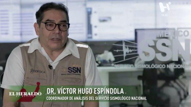 Víctor Hugo Espíndola