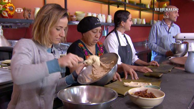 GastroLab tamales Candelaria El Heraldo TV