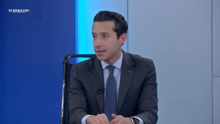 OCDE Mario Maldonado Noticias de la noche El Heraldo TV