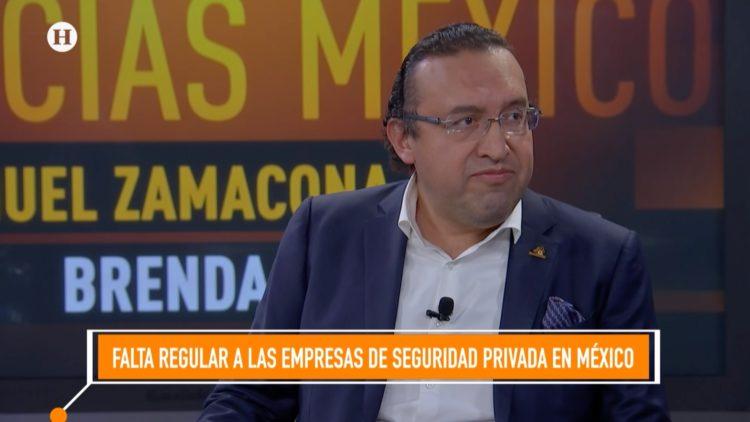 Armando Zúñiga Salinas Asume El Heraldo TV Noticias México