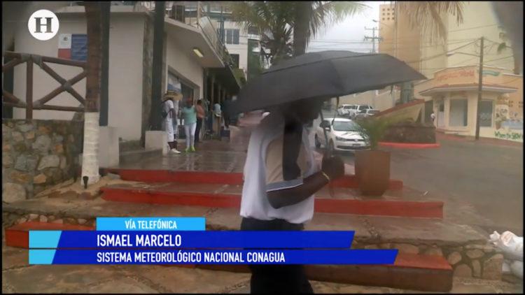 Huracán _Lorena_ lluvias torrenciales Baja California Sur