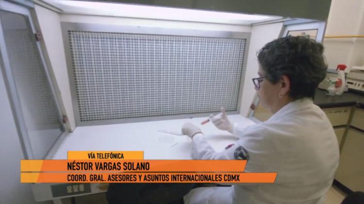 Iniciativa de Ley para crear un Banco de ADN para uso forense de la CDMX