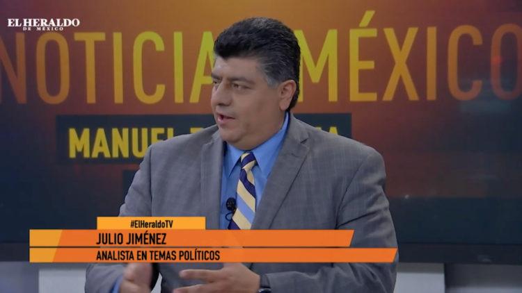 Constitucional desaparición tres poderes México