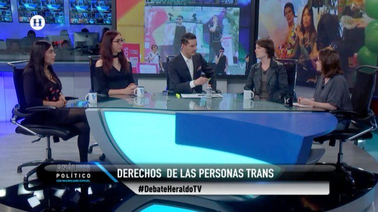 transgénero El Heraldo TV Maximiliano Espejel Análisis Político derechos