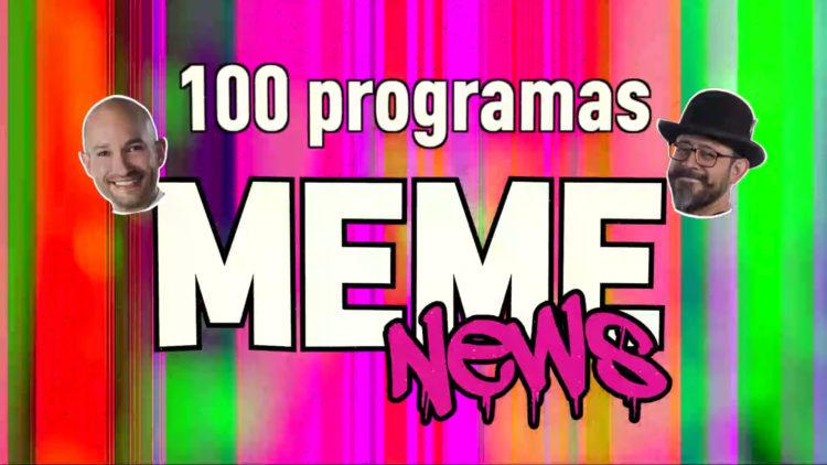 Meme News 100 programas