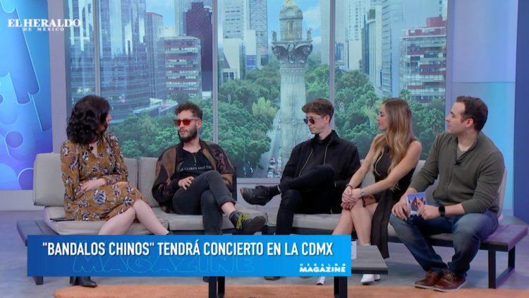 Bandalos Chinos concierto Auditorio Nacional